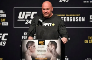 Dana White Reacts to UFC 249