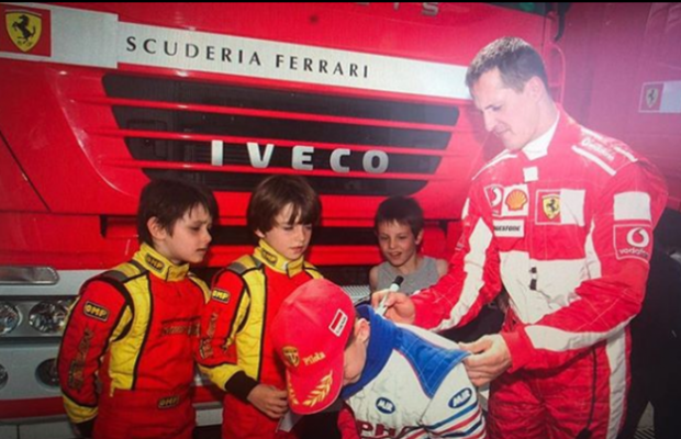 Charles Leclerc Reveals His Best Moment With Michael Schumacher