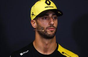 Ricciardo expects Chaos