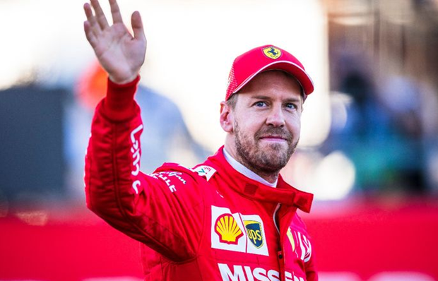 Sebastian Vettel Will Leave Ferrari at the End of 2020 Season