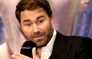 Eddie Hearn Plans to Build a Boxing Ring at Brentwood