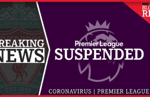 Premier League: Four People Positive for Coronavirus