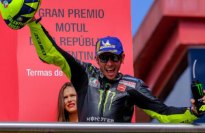 Rossi Expects to Visit the Podium at Race on the 2020 Calendar
