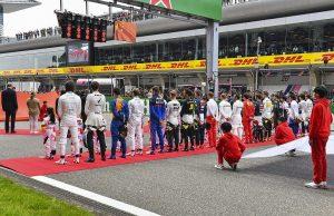 Xu Chinese GP Double Header