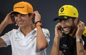Ricciardo joining McLaren
