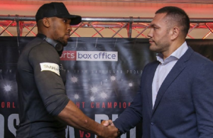 Kubrat Pulev Refuses a New Schedule to Fight Anthony Joshua