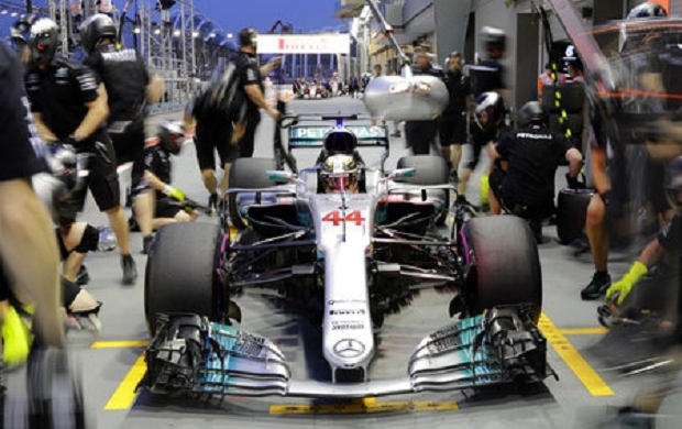 Mercedes F1 Team Members Tested for Coronavirus before Arriving at Silverstone