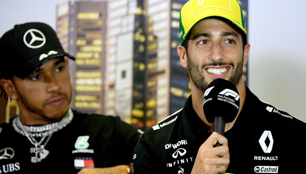 F1 Launches Initiative to Fight Racism