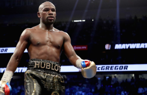 Mayweather Explains Why He Sees Himself as the Best Boxer of All Time