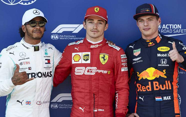 F1: Leclerc and Other Drivers Refuse to Kneel Against Racism
