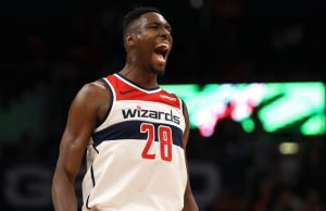 "NBA: Ian Mahinmi Explains Why He Chose the Word ""Vote"" on His Jersey"