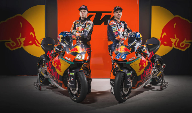 Miguel Oliveira Joins Brad Binder at Factory Red Bull KTM