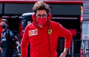 Ferrari disappointed as it struggled at Belgian GP