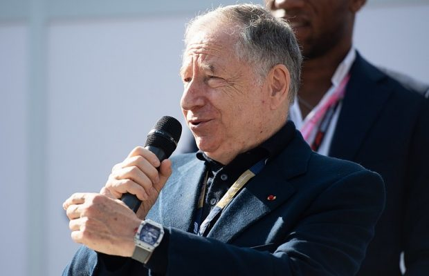 Todt on F1 global role