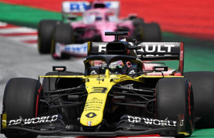 Renault Withdraw Appeal Against Racing Point Ruling
