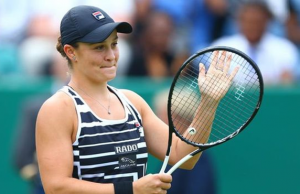 Ashleigh Barty Will Not Go to the US Open