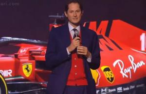 Ferrari President Says Scuderia Not Competitive before 2022