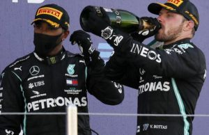 Hamilton rescued by F1 bosses