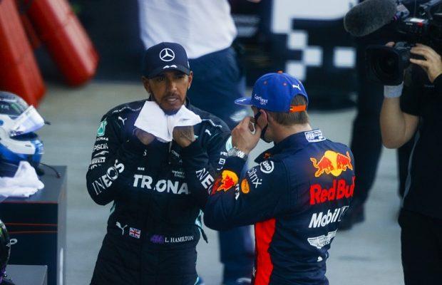 Verstappen stood for Hamilton agianst Sochi Penalty