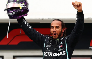F1: Hamilton Takes Pole Position in Italian Grand Prix