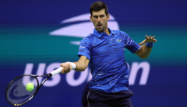 Djokovic Chasing His Fourth US Open Title