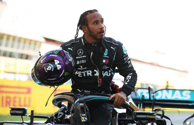 F1: Hamilton Wins Dramatic Race in Tuscan Grand Prix