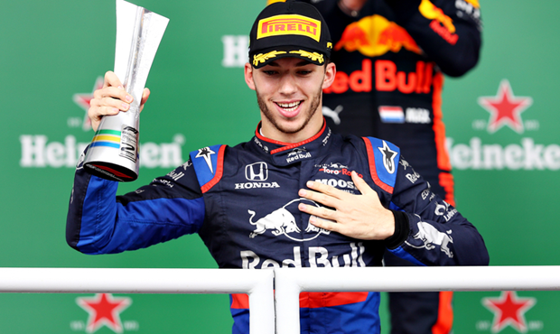 F1: Red Bull Has No Interest in Pierre Gasly