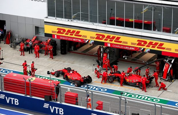 Vettel believes to have an identical Car