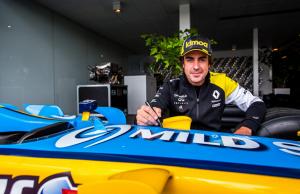 Fernando Says Schumacher One of the Greatest Formula 1 Drivers