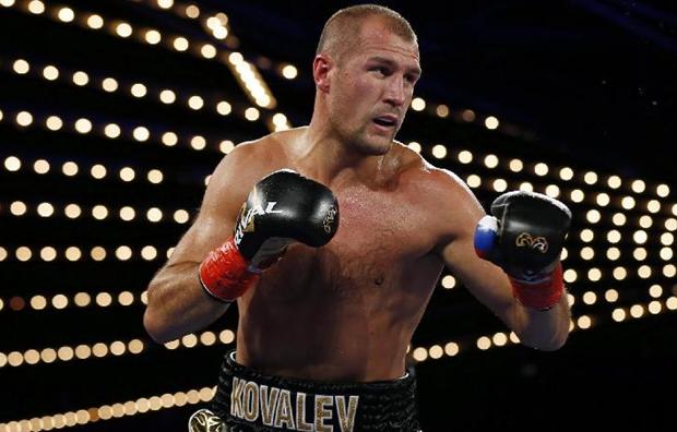 Kovalev Sentenced to Three Years