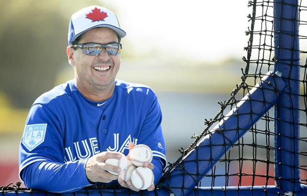 Baseball: Toronto Blue Jays Boss Heaps Praise on Players