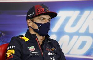 Verstappen irked by Mercedes dominance