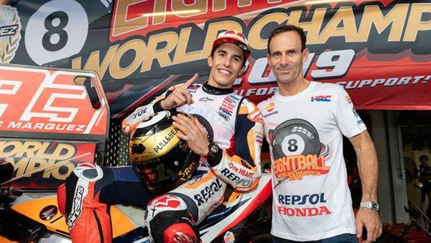 Alberto Puig Admits Marc Marquez's Arm Recovery Slower
