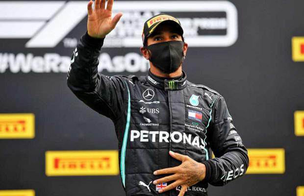 Hamilton Available for Abu Dhabi Grand Prix
