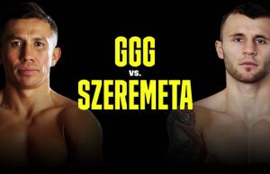 Gennady Golovkin Ready to Fight Kamil Szeremeta