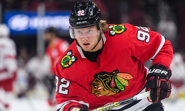 NHL: Alex Nylander Could Miss the 2021 Season