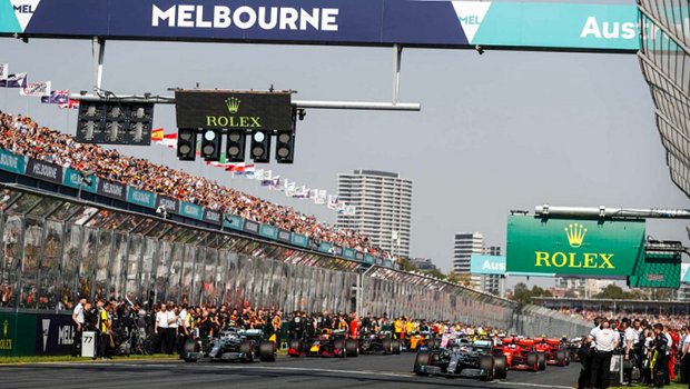 F1 Australian Grand Prix Postponed Due to Covid-19