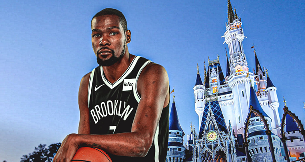Kevin Durant to Miss Four Matches after Testing Positive for Covid-19
