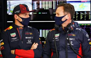 Bull indifferent to Verstappen Mercedes engagments