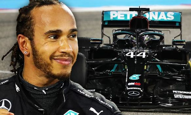 Lewis Hamilton Hails Ninth Titles in Formula 1