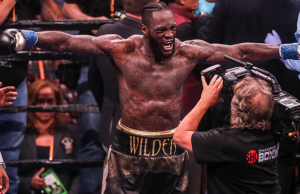 Deontay Wilder Wants to Face Andy Ruiz Jr. and Anthony Joshua