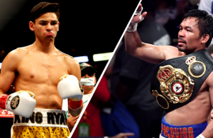 Ryan Garcia Announces Fight Against Manny Pacquiao for 2021