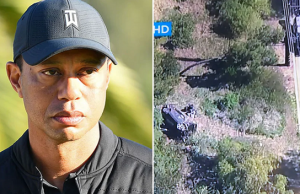 Tiger Woods Suffers 'Multiple Leg Injuries' in Los Angeles Car Crash