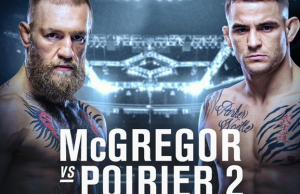McGregor Returns as Betting Favourite on UFC 257