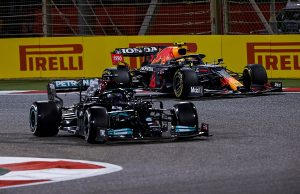 Mercedes struggling for dominance against Red Bull