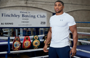 Anthony Joshua Reveals when Tyson Fury Fight is Likely to Happen