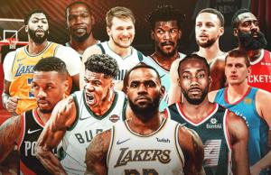 NBA: The Individual Leaders So Far