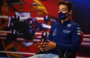 Russell consider Bottas and Hamilton as team mates