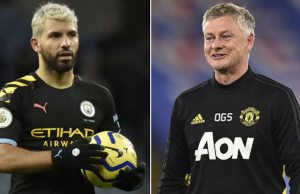 Manchester United Boss Rules Out Sergio Aguero Transfer