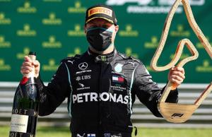 Valtteri Bottas Hits Out at Mercedes' Strategic Choices